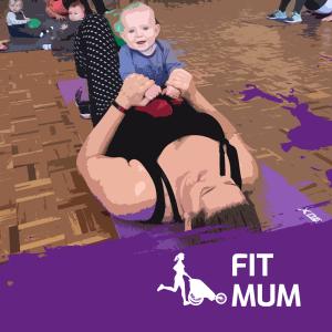 fit mum